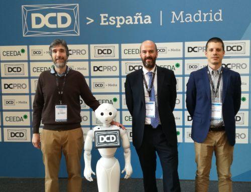 SAMPOL participa en una nueva edición de Datacenter Dynamics en Madrid