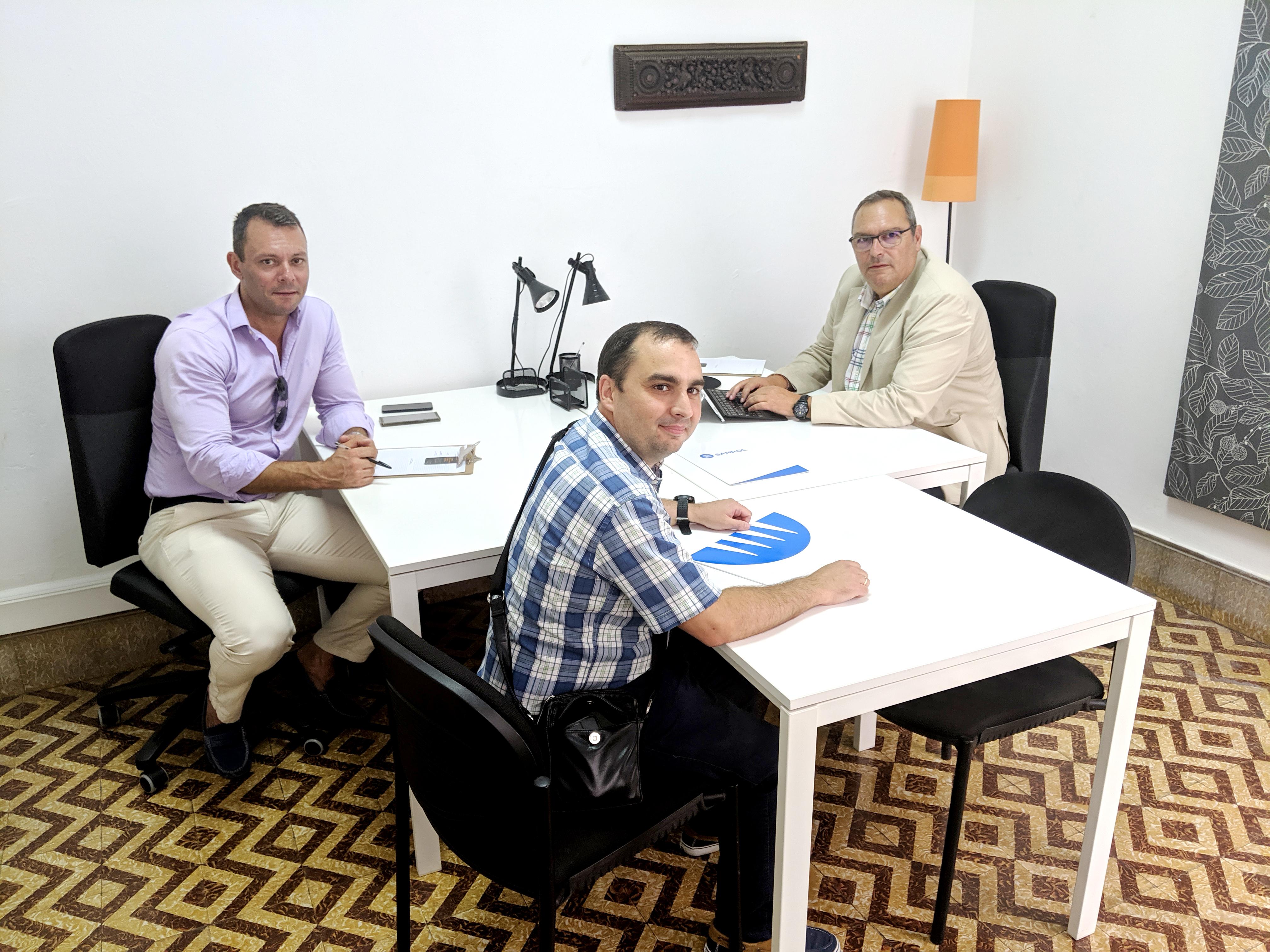 Apertura nueva sede comercial de SAMPOL en Gran Canaria