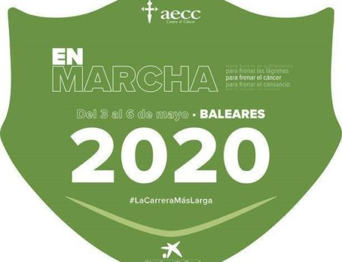 """(Español) GRUPO SAMPOL SE UNE COMO COLABORADOR EN LA CARRERA SOLIDARIA """"BALEARES EN MARCHA"""""""