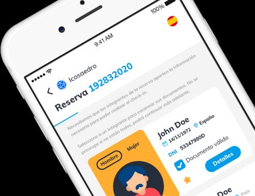 (Español) SAMPOL lanza una nueva herramienta que permite al hotelero digitalizar el proceso de check-in online
