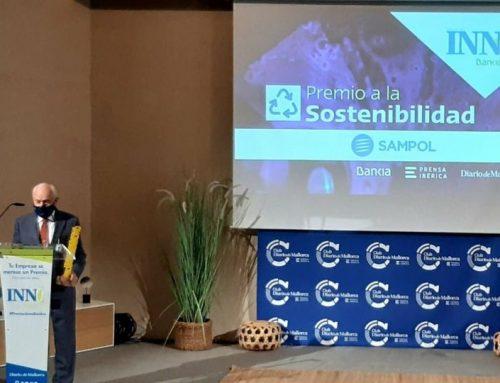 Grupo SAMPOL ganador en los Premios InnoBankia Mallorca 2020