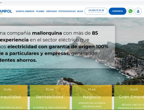 (Español) SAMPOL ENERGIA lanza una campaña en TV, radio y diarios locales de Mallorca