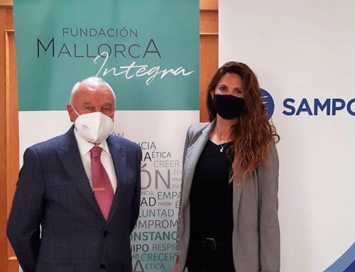 (Español) SAMPOL firma un convenio de colaboración con la Fundación Mallorca Integra