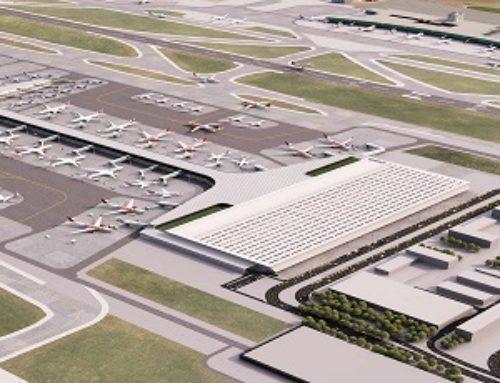 (Español) Grupo SAMPOL entra en Perú con el balizamiento de la segunda pista de aterrizaje del Aeropuerto Internacional Jorge Chávez